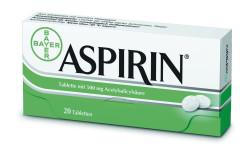 Аспирин при тонзиллите