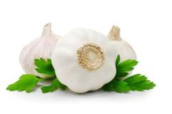 Лечение ларингита чесноком
