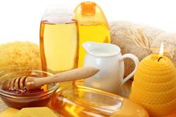 Молоко с медом для лечения ангины
