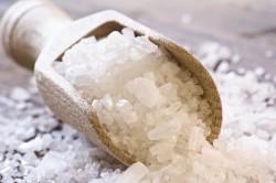 Морская соль для лечения горла