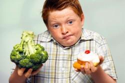 Неправильное питание - причина тонзиллита