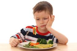 Отсутствие аппетита при ангине