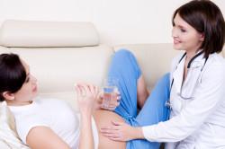Проблема ангины без температуры во время беременности