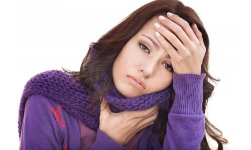 Проблемы с горлом