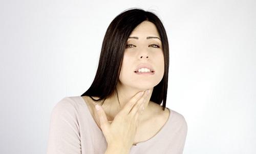 горло фото при ангине