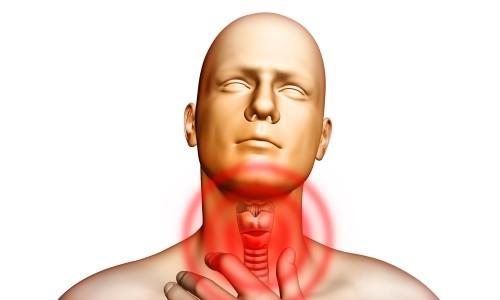 Проблема болей в горле