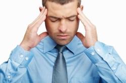 Головная боль при отеке горла