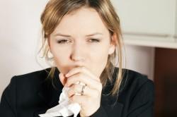 Кашель - симптом фарингита