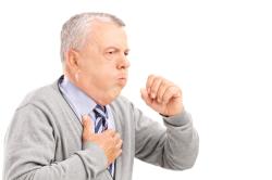 Кашель - симптом ангины