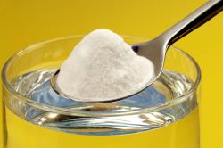 Раствор соды для полоскания горла при ангине