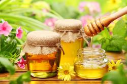 Мед для лечения гнойной ангины