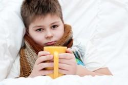 Полоскание горла прополисом детям