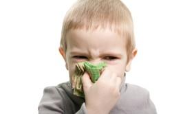 Заложенность носа после аденотомии