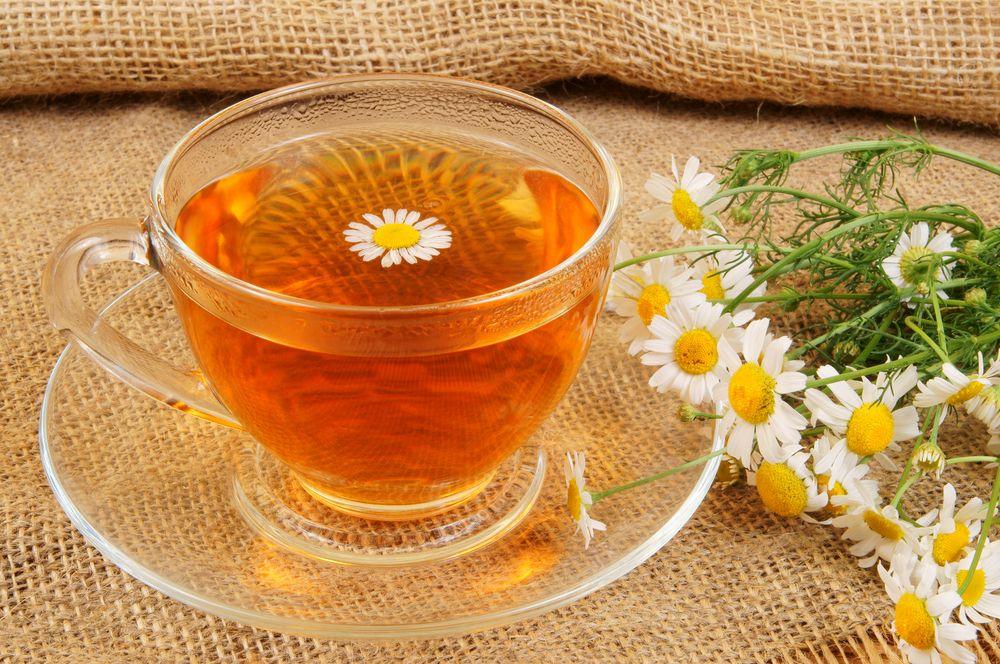Чай из ромашки от запора