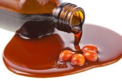 Масло облепихи для лечения аденоидов