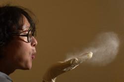 Вред пыли при ларингите