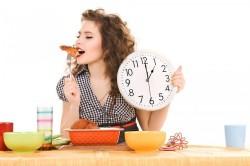 Регулярное питание - профилактика ангины