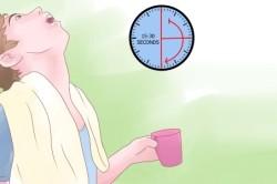 Полоскание керосином для лечения горла