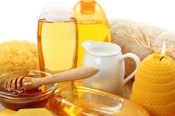 Польза меда при болях в горле