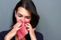 ОРЗ - причина развития герпеса в горле