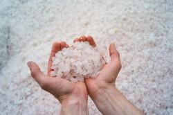 Морская соль для лечения грибкового фарингита